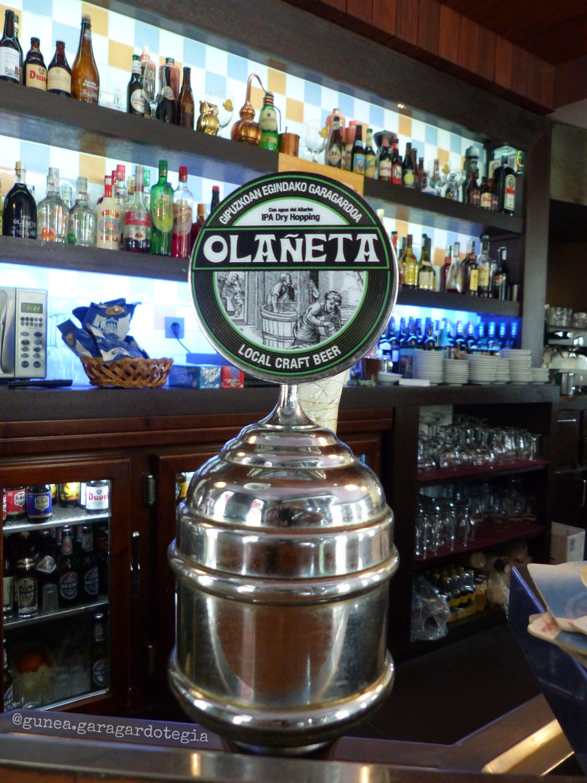 Cervecería  Gunea en Hernani