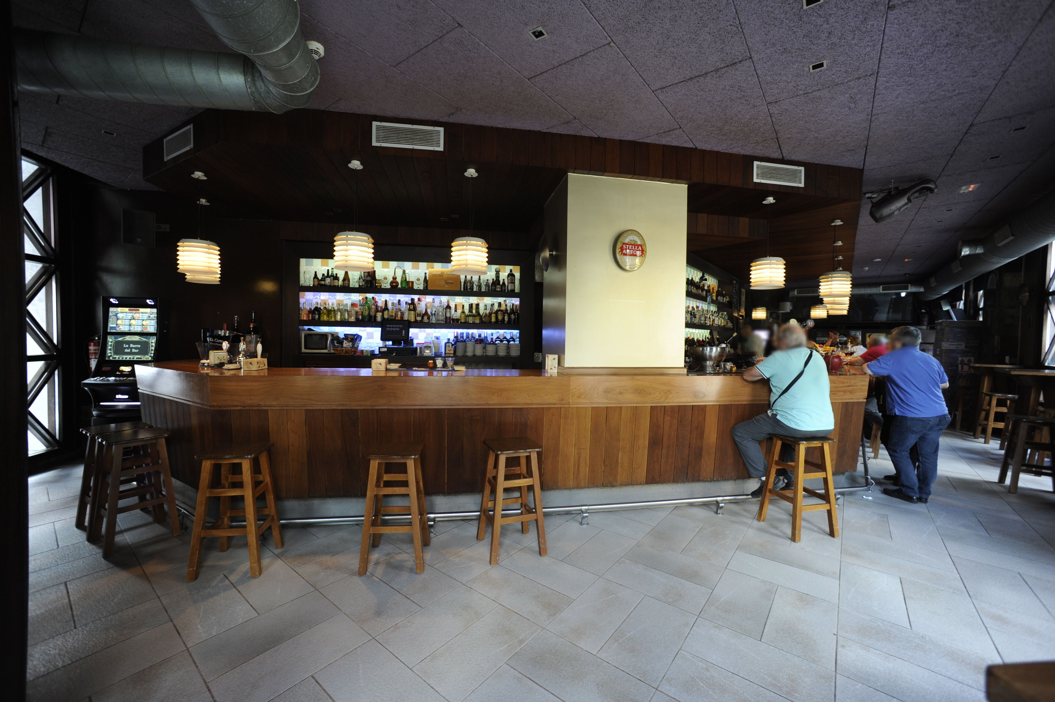 Barra Cervecería Gunea