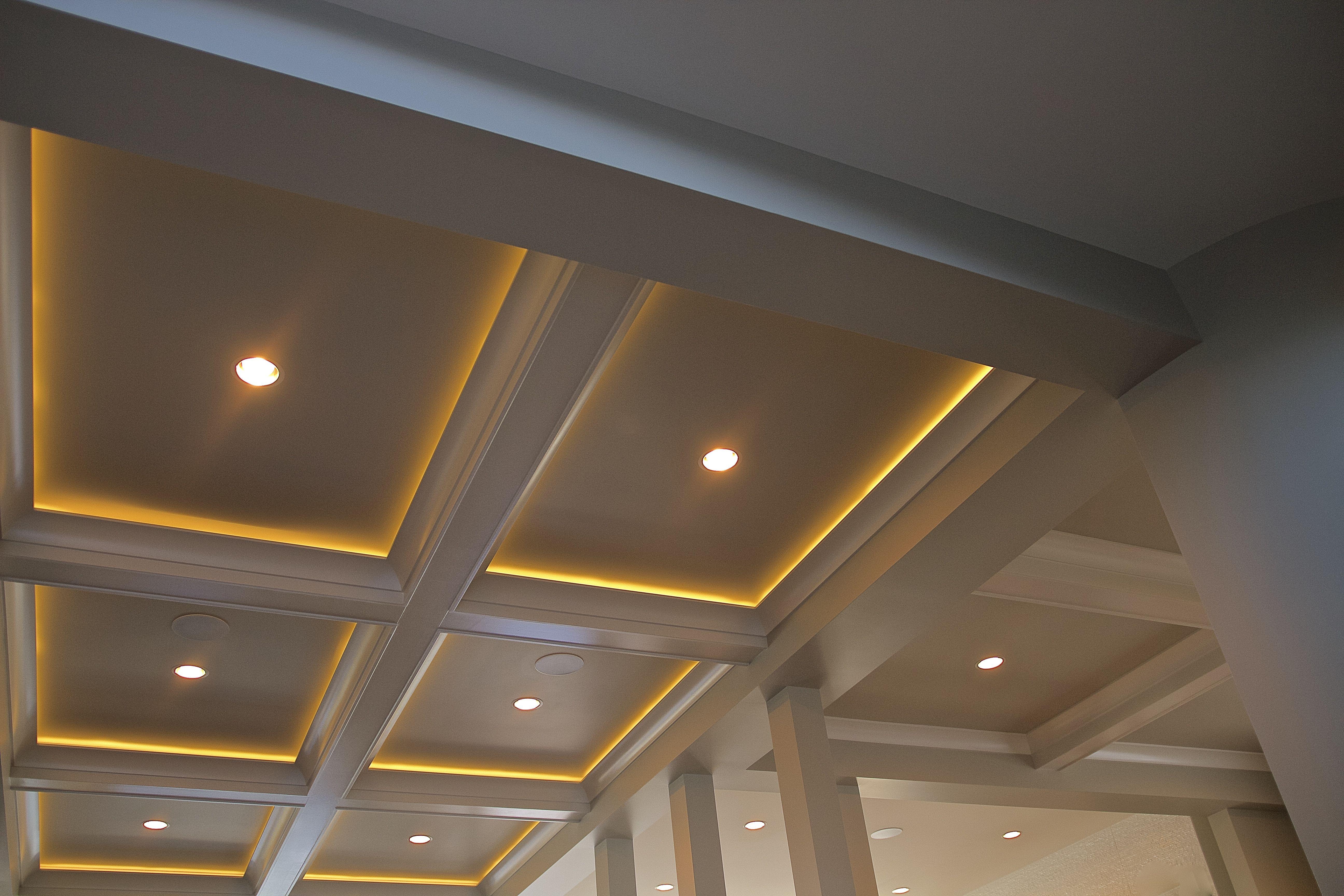 Iluminación de espacios interiores