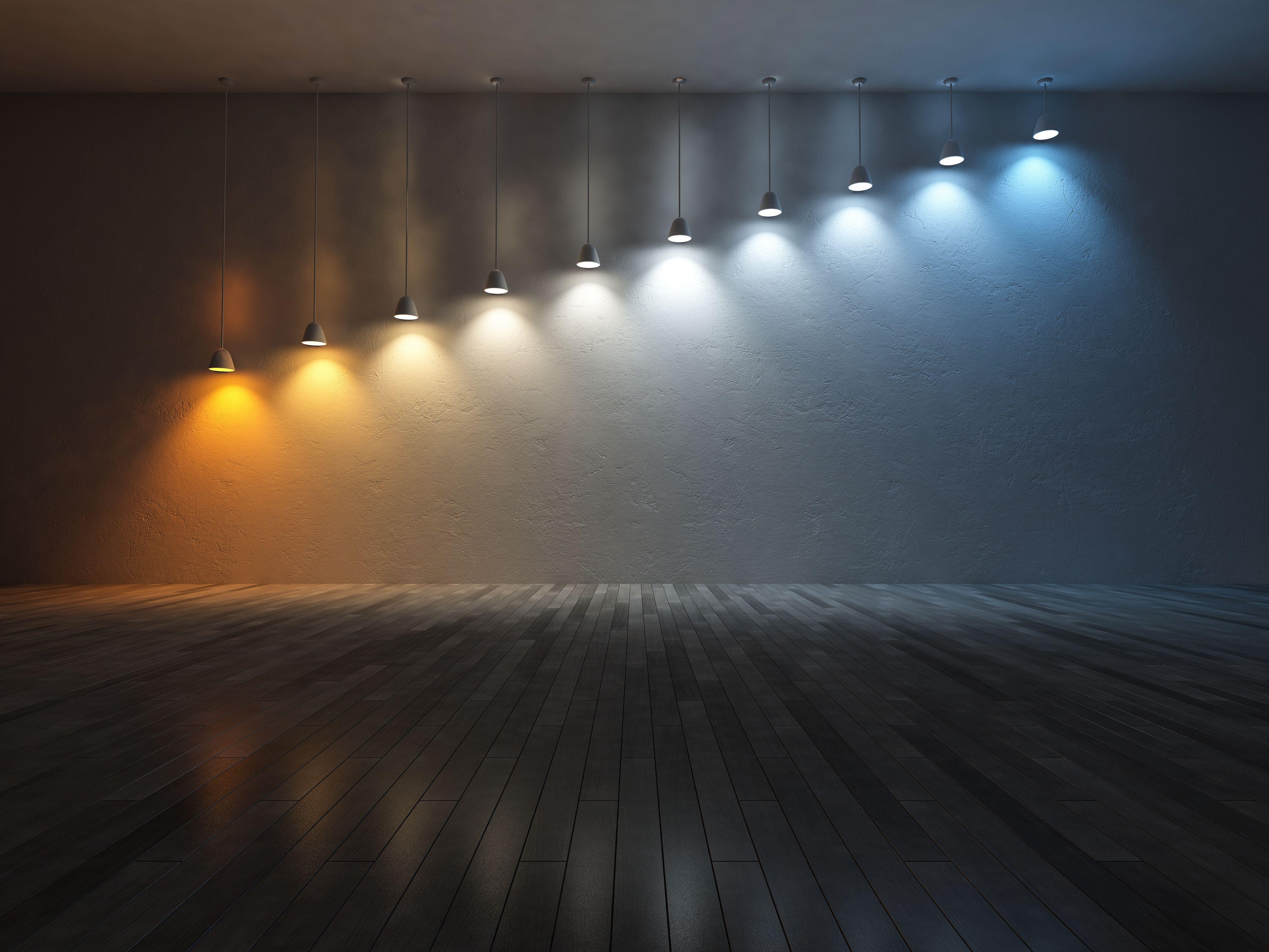Distribución de lámparas led para particulares y tiendas