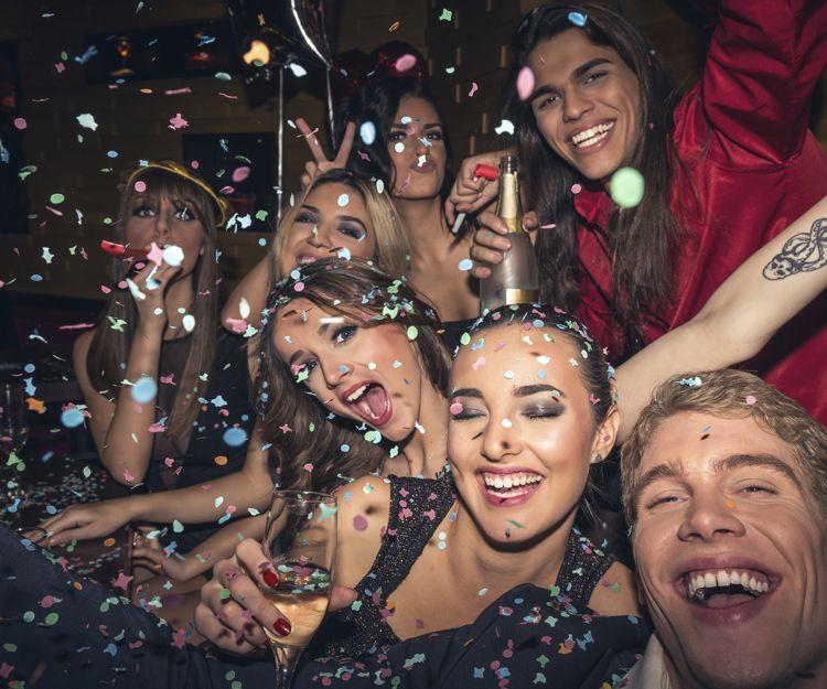 Organización de fiestas para adultos