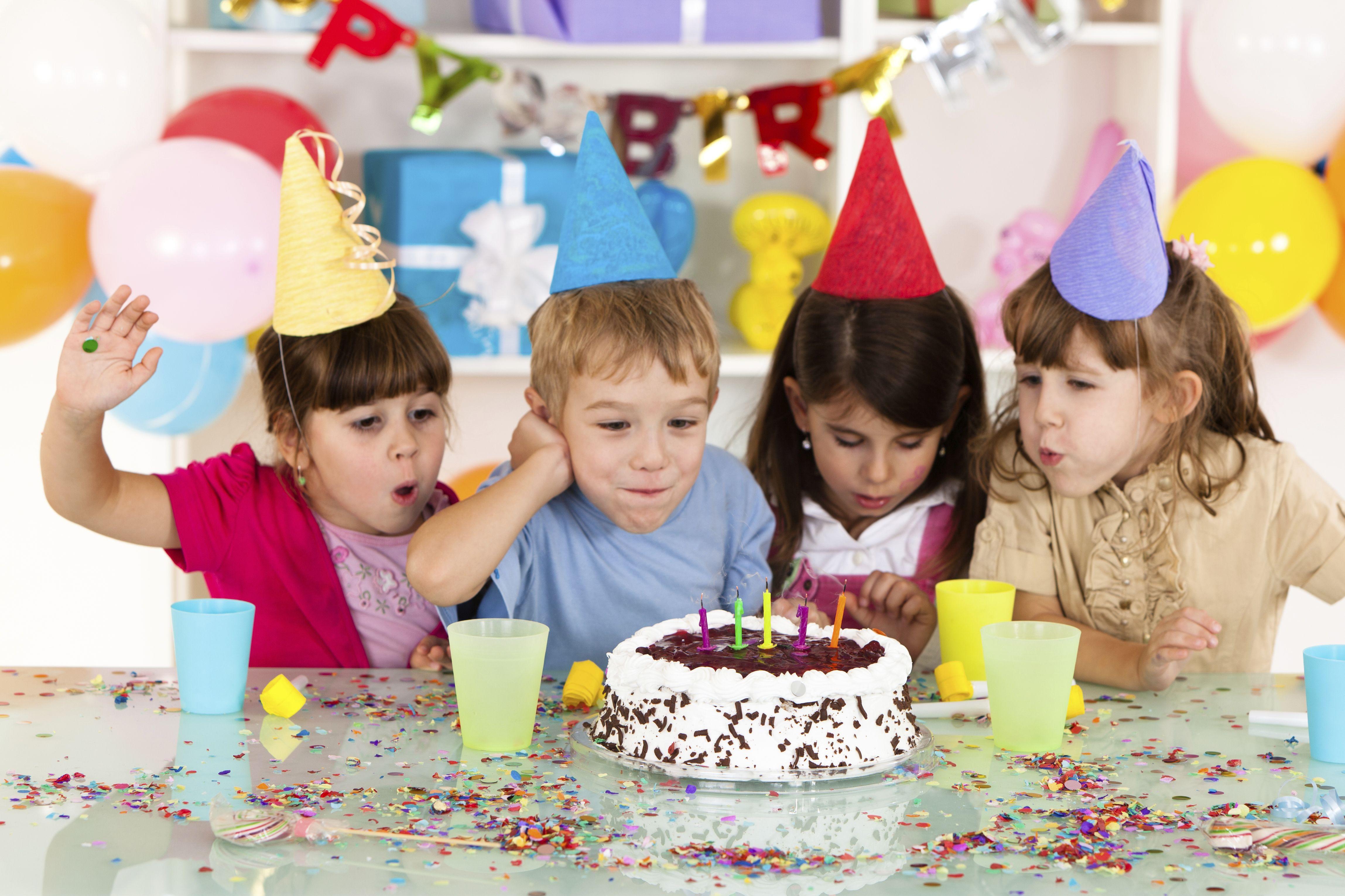 Organización de cumpleaños infantiles