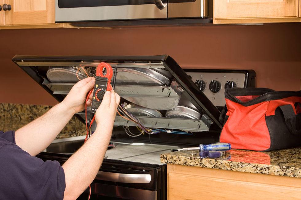 Reparación de hornos y vitrocerámicas en Granada