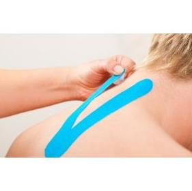 Kinesiotape o vendaje neuromuscular : Servicios de Clínica de Fisioterapia y Osteopatía J.J. Bosca