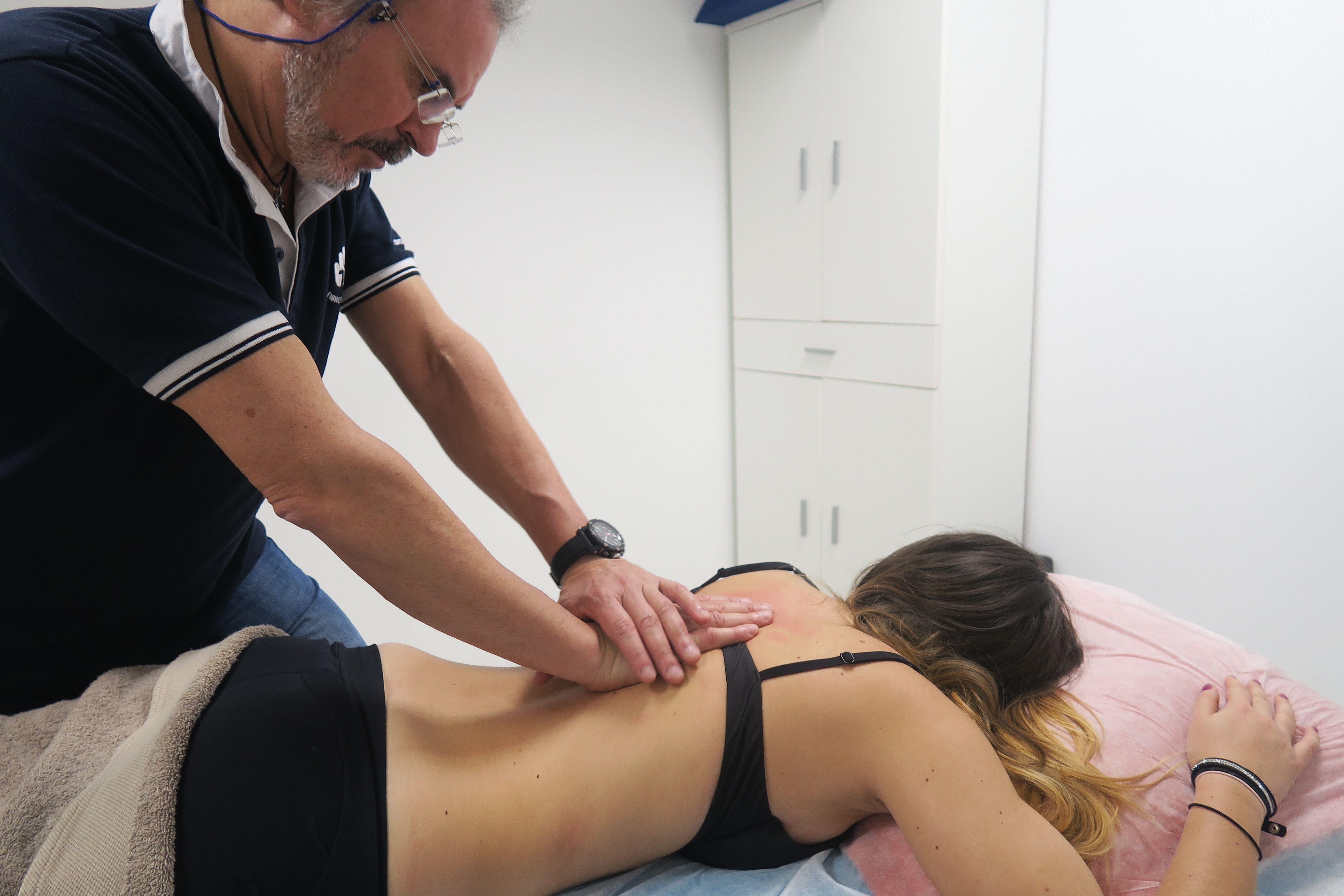 Clínica de fisioterapia y osteopatía