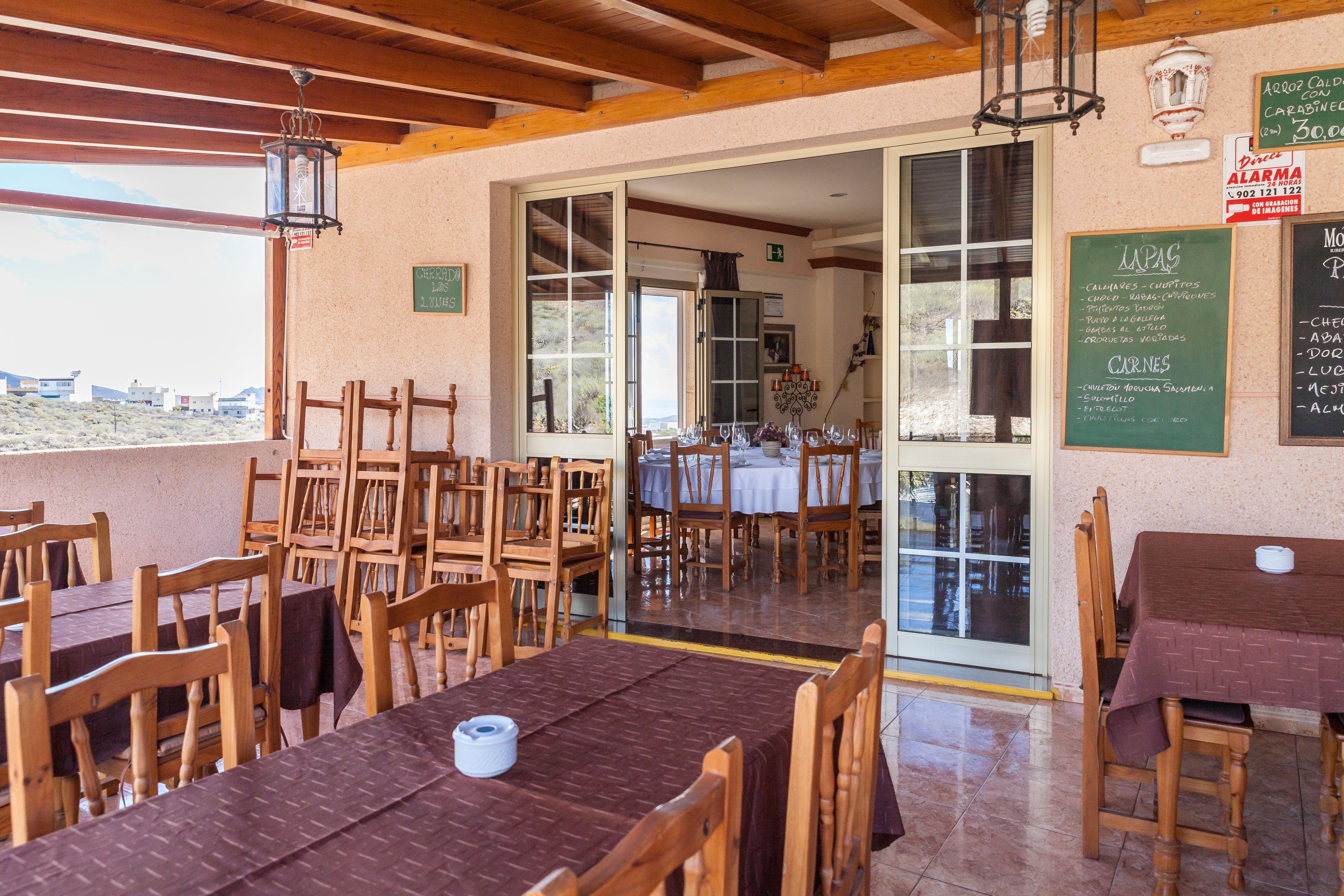 Foto 4 de Especialidad en carnes y pescados en La Camella | Verna's Restaurante