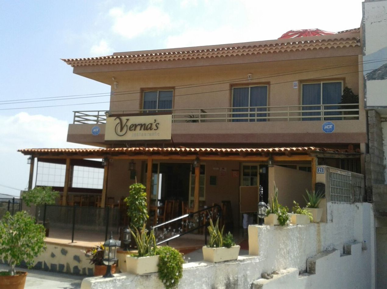Cocina gallega: Carta de Verna's Restaurante