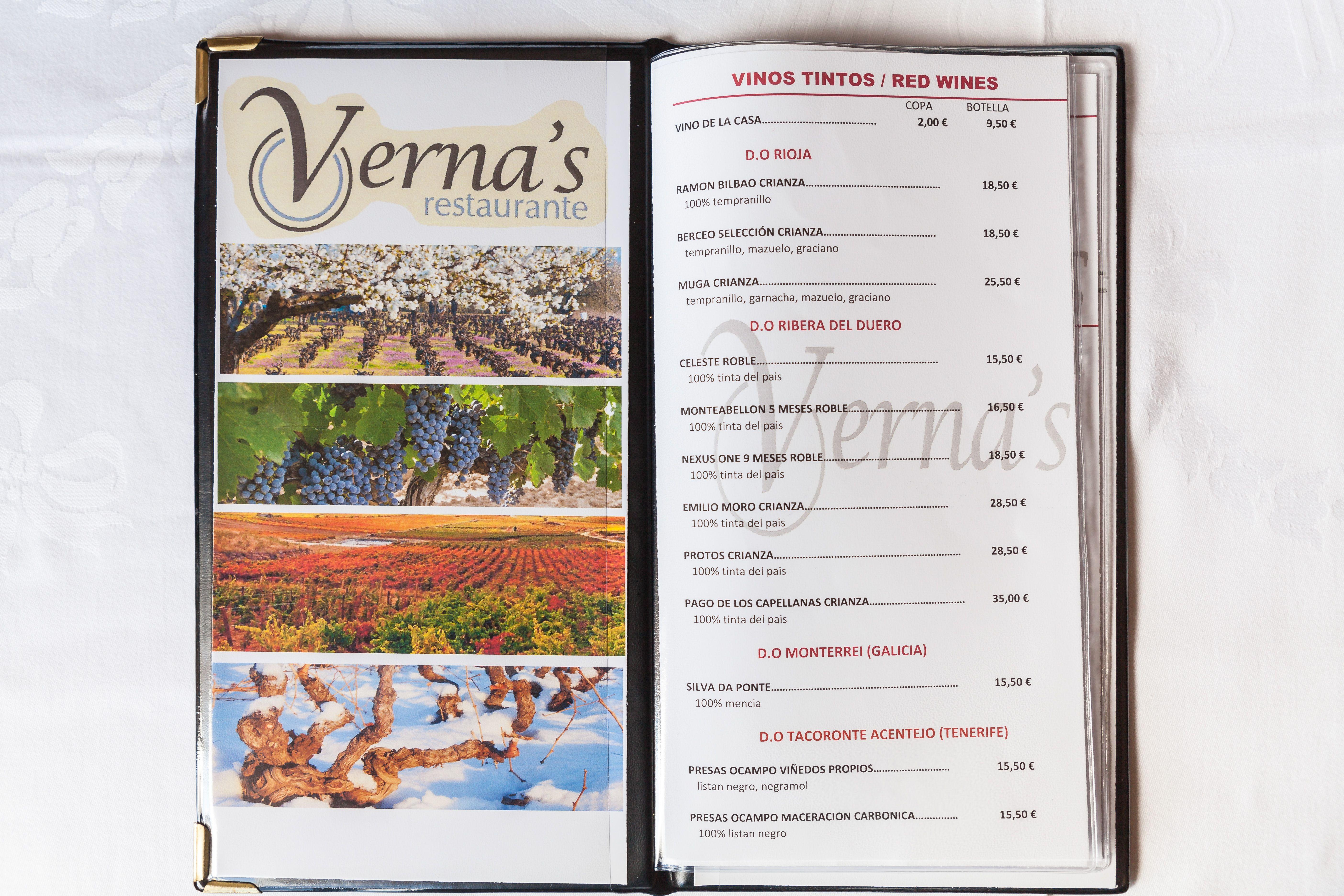 Foto 19 de Especialidad en carnes y pescados en La Camella | Verna's Restaurante