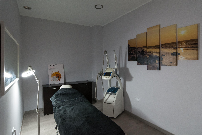 Contamos con 6 cabinas donde realizar nuestros tratamientos