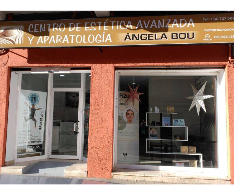 Centro de belleza en Valencia