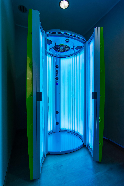 Cabina para tratamientos corporales