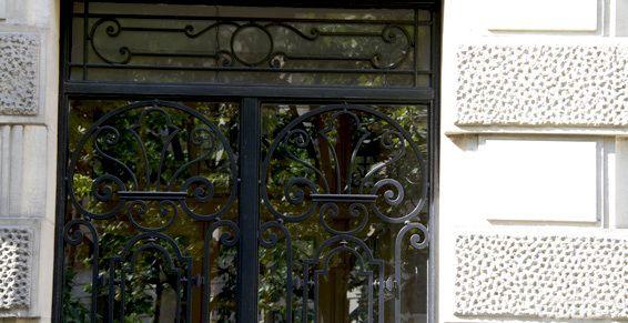 Cristales para puertas