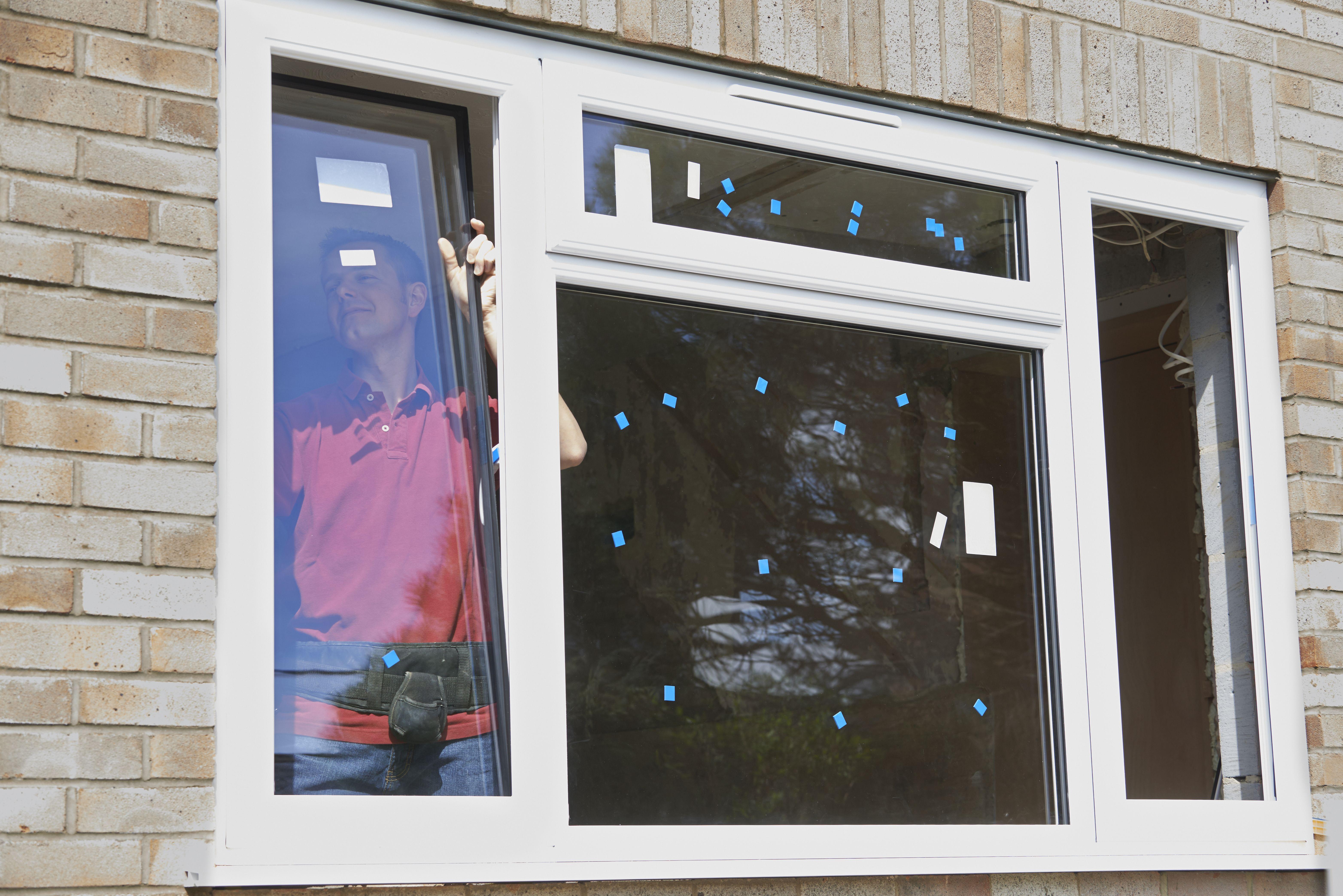 Trabajos de cristalería para ventanas