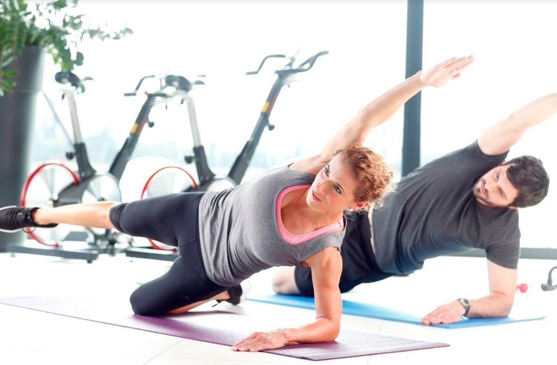 Rutinas de ejercicios: Servicios especializados de Grupo Tinoco Haut