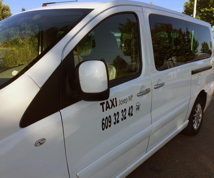 Servicio de taxi para empresas