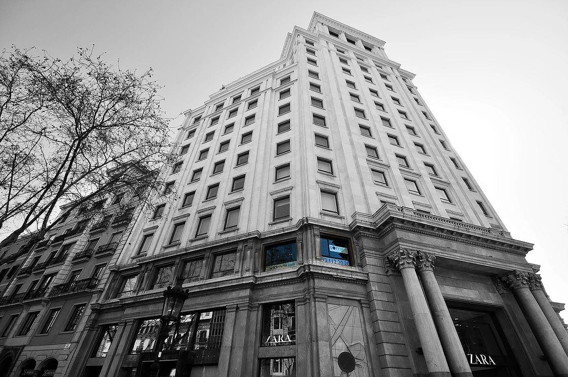 Edificio Passeig de Gràcia: Servicios y trabajos de AC Barcelona