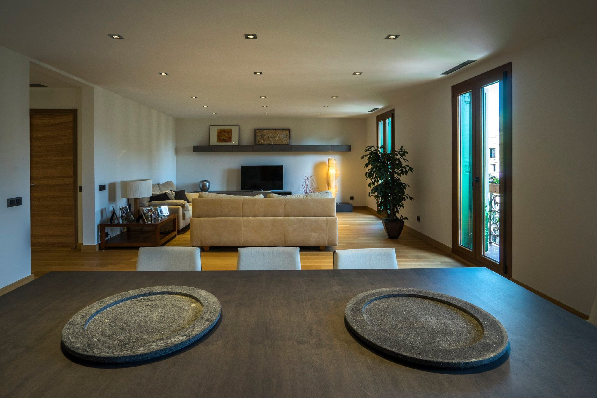 Interior design in Barcelona