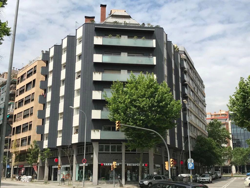 Edificio Sarrià: Servicios y trabajos de AC Barcelona