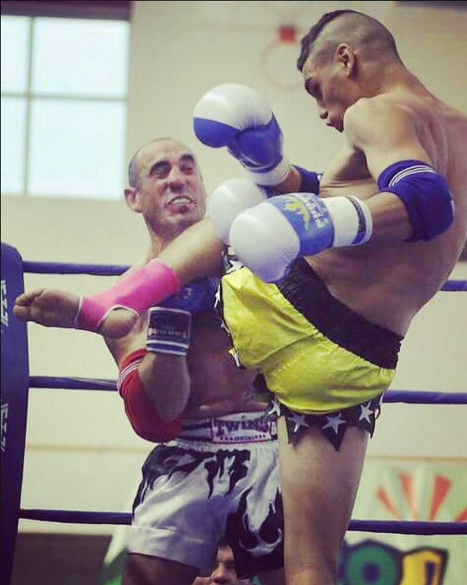 Muay Thai: Clases de Marathon Gym