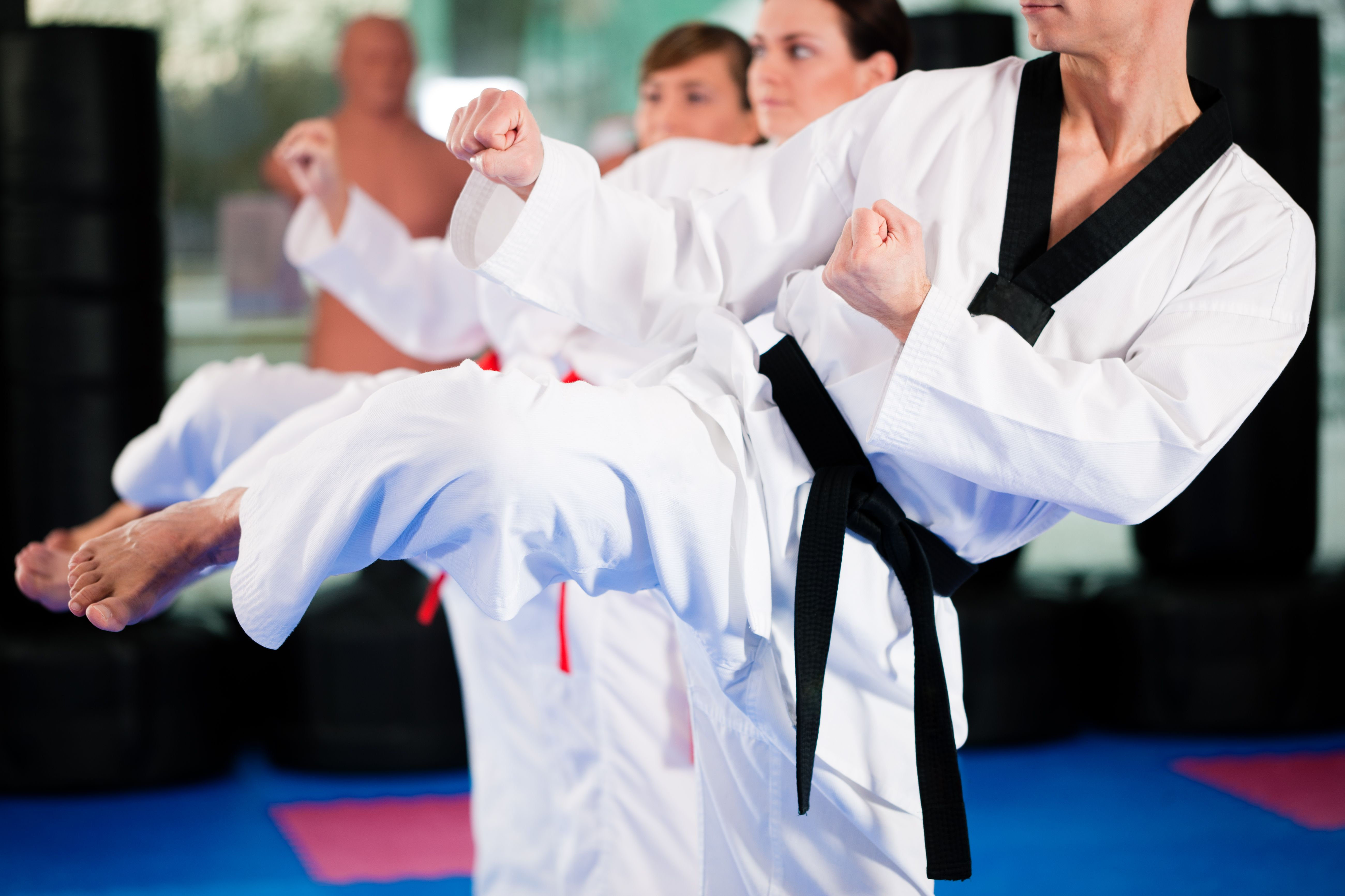 Artes marciales en Mataró