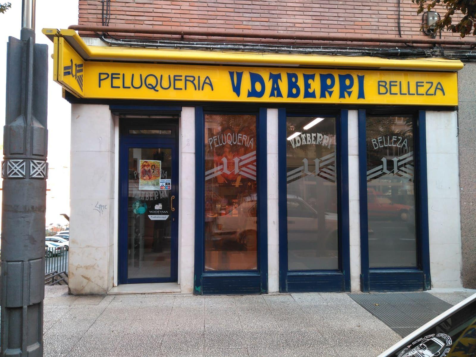 Peluquería mixta en Vitoria-Gasteiz