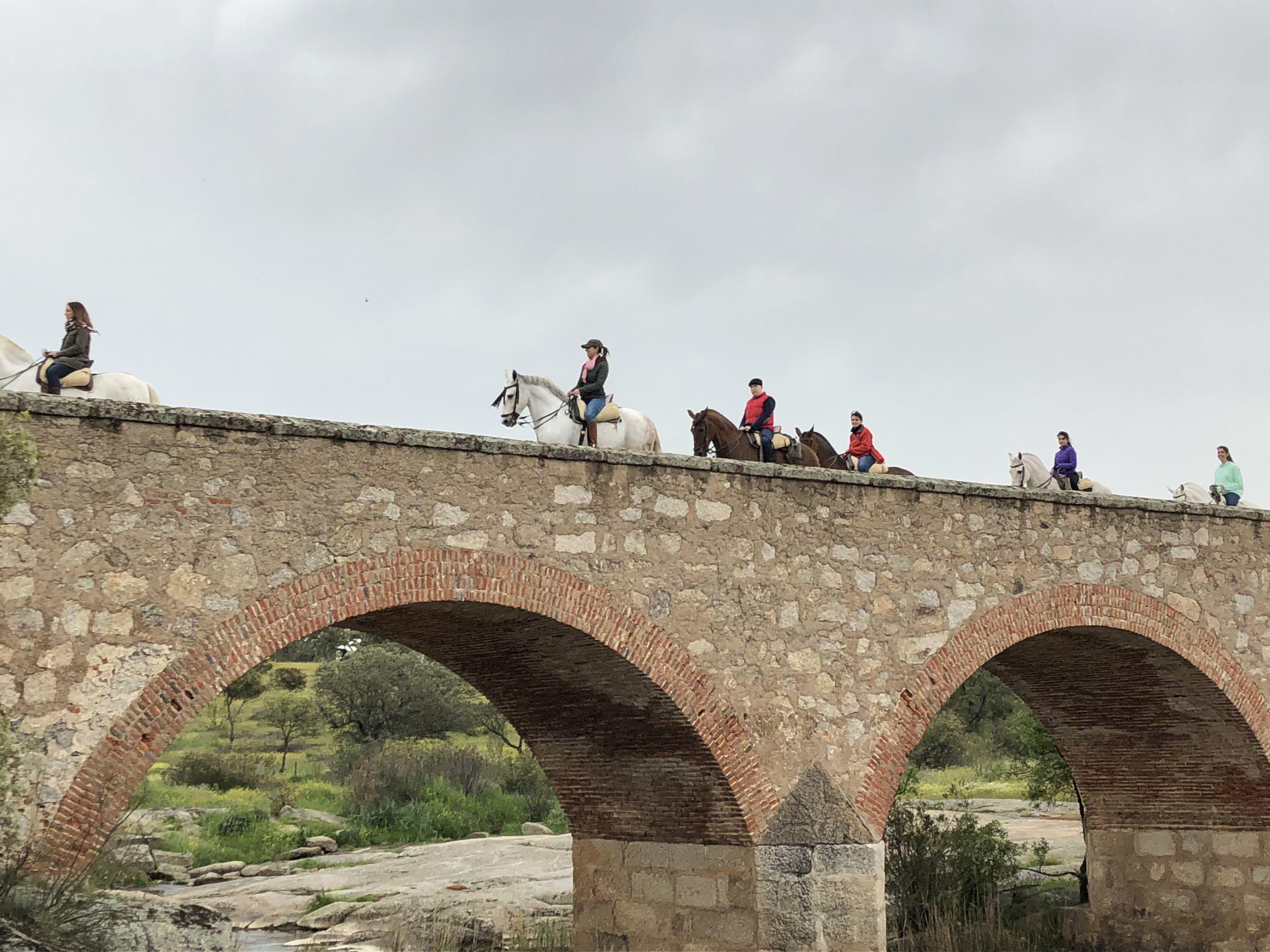 Rutas turísticas  a caballo en Don Benito, Badajoz
