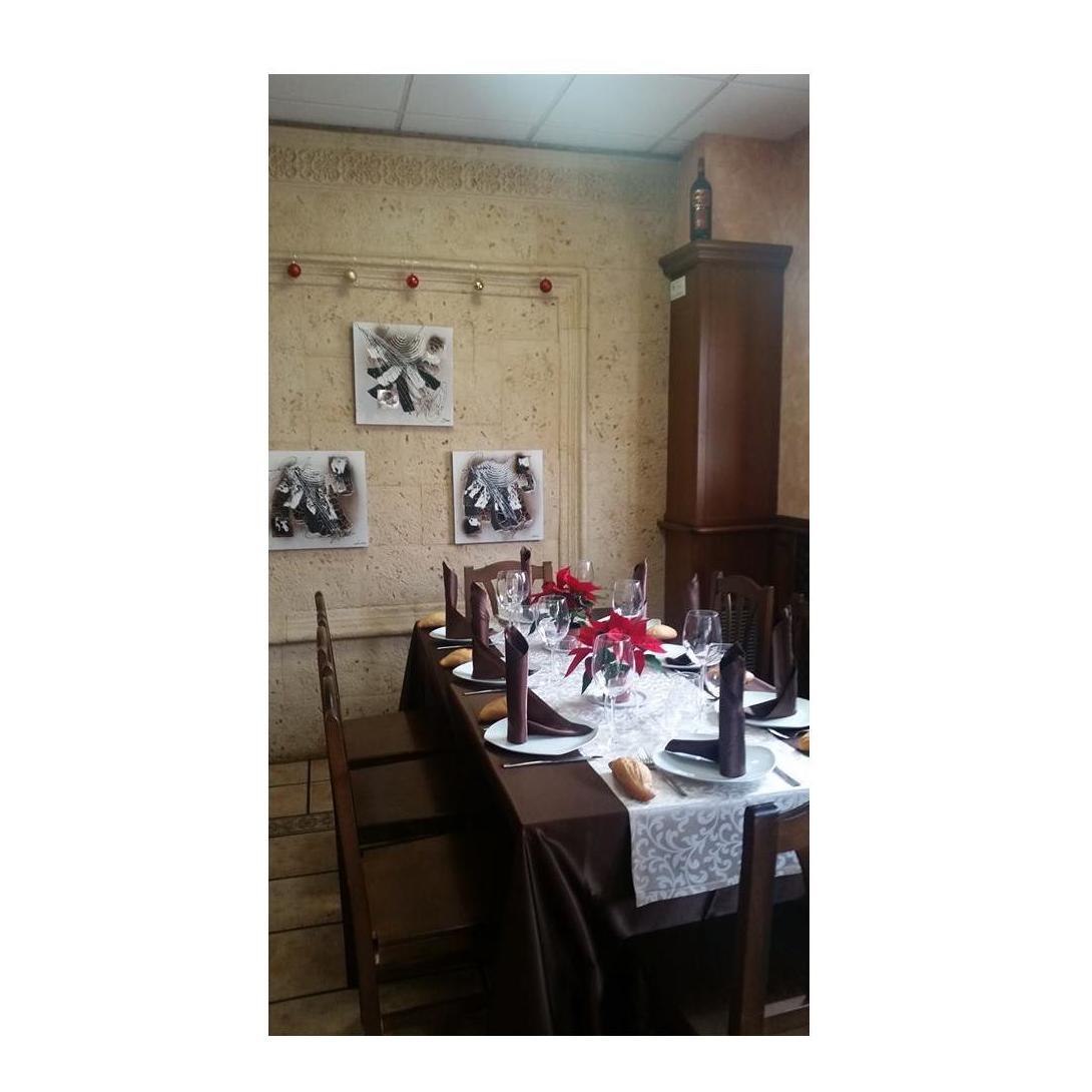 Menús diarios: Carta de Restaurante Los Olmos