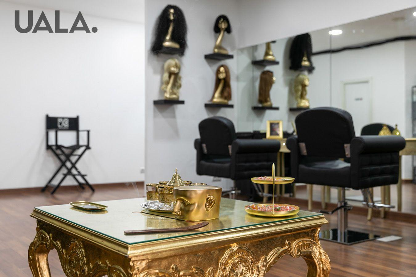 Salón de belleza en Chamberí, Madrid