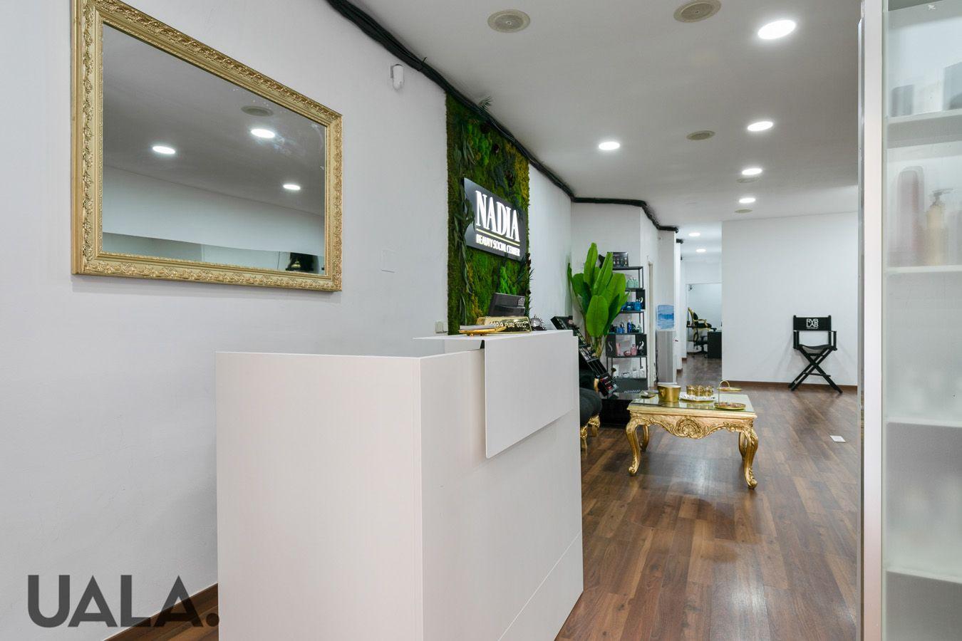 Centro de belleza en Chamberí, Madrid