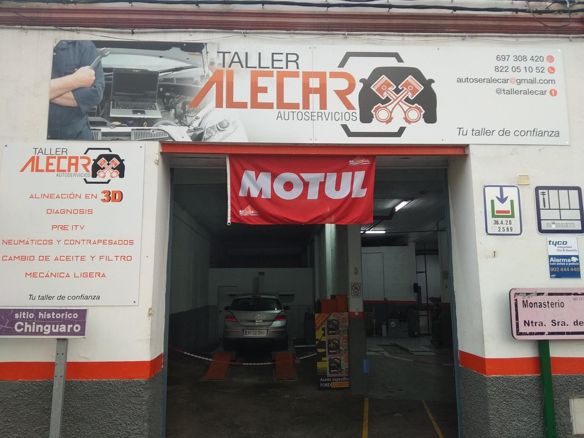 Especialidad en venta, montura y contrapesado de neumáticos