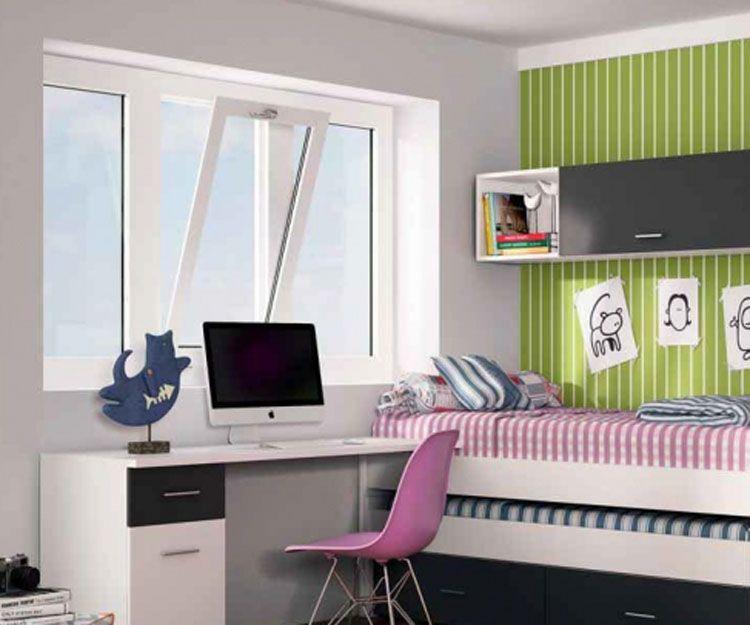 Dormitorios juveniles en Guadalajara