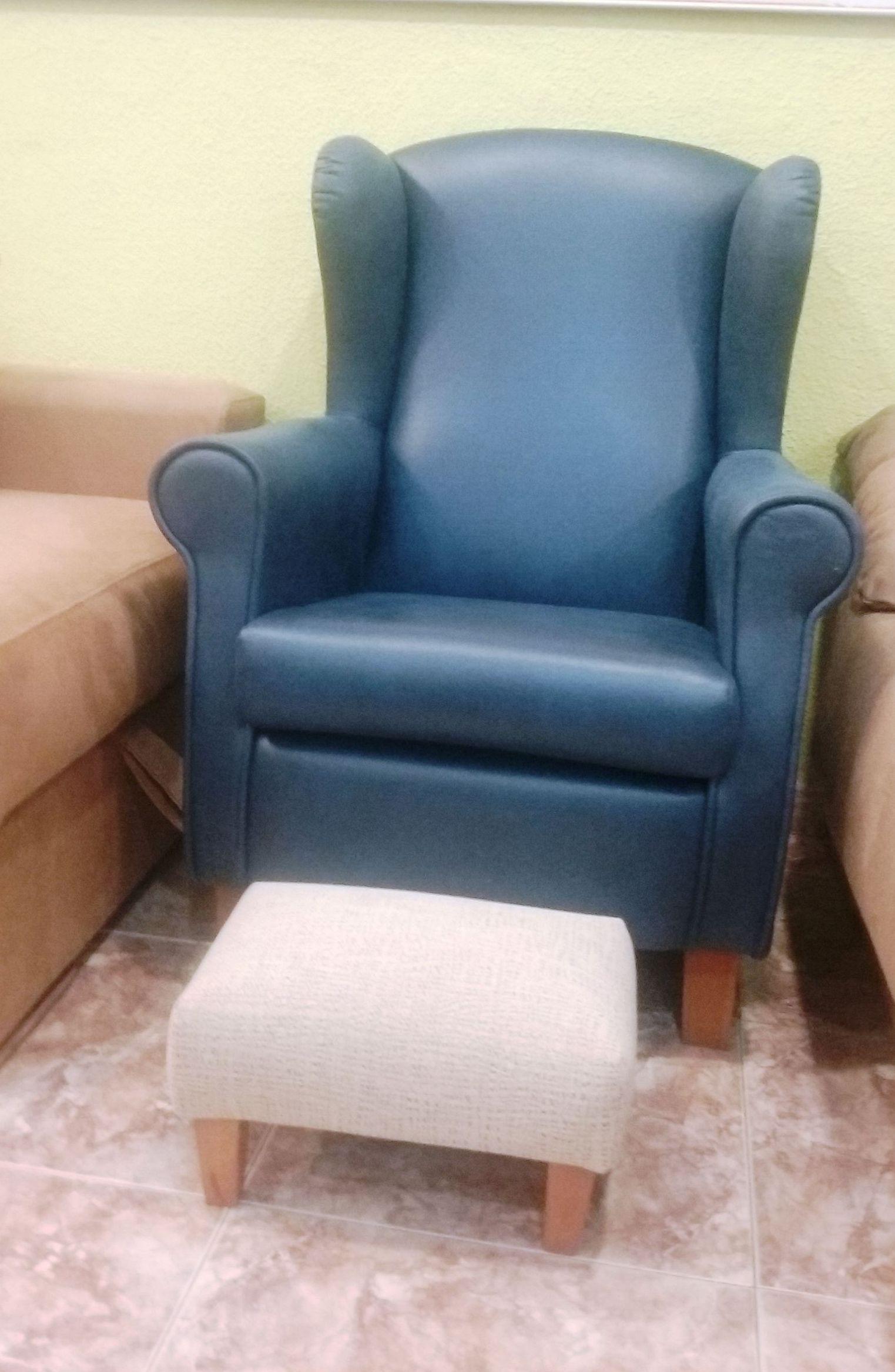 En Colchonería Castilla encontrarás una colección de sofás y sillones