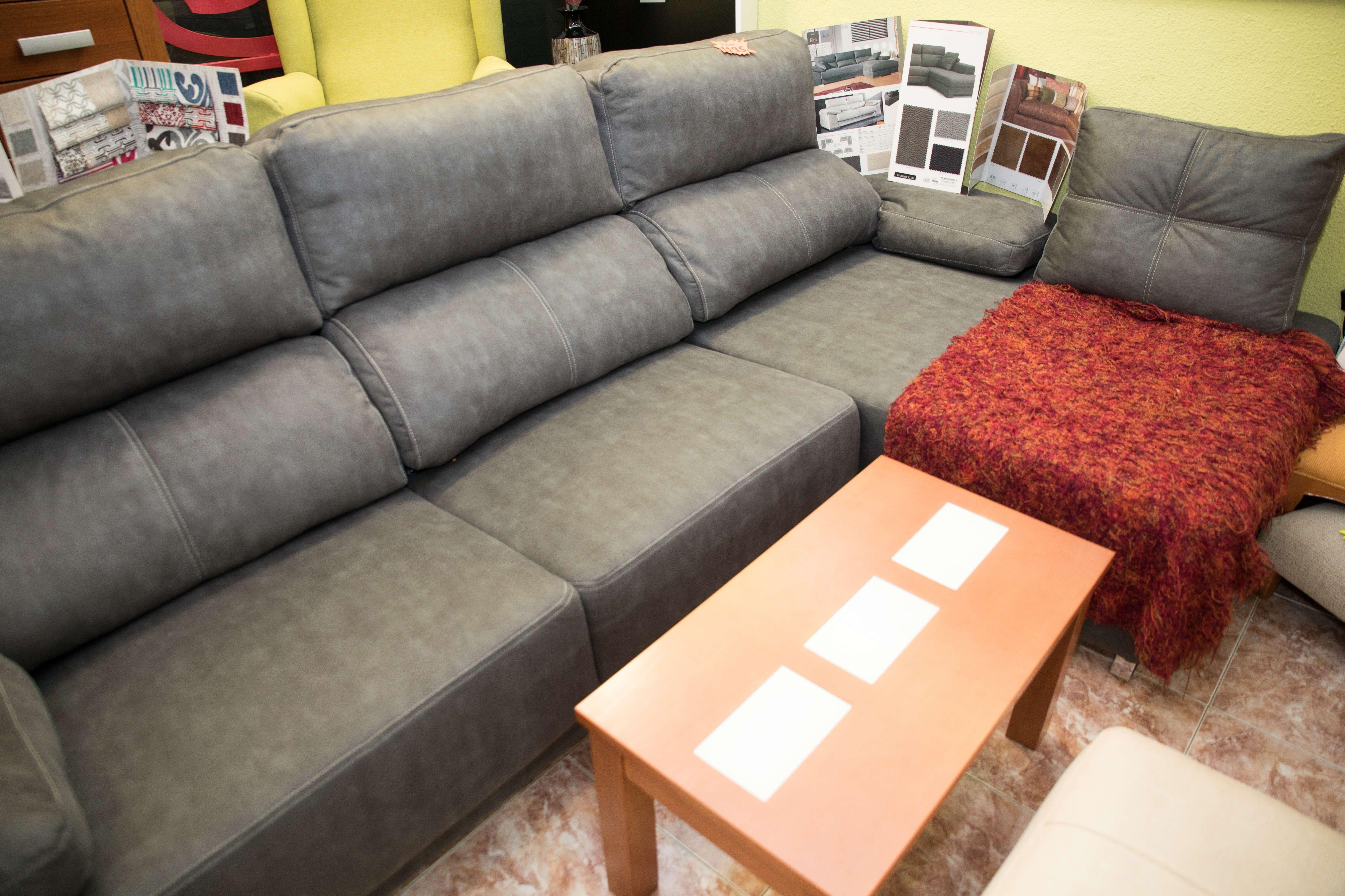 Tenemos el mejor servicio exprés en sofás