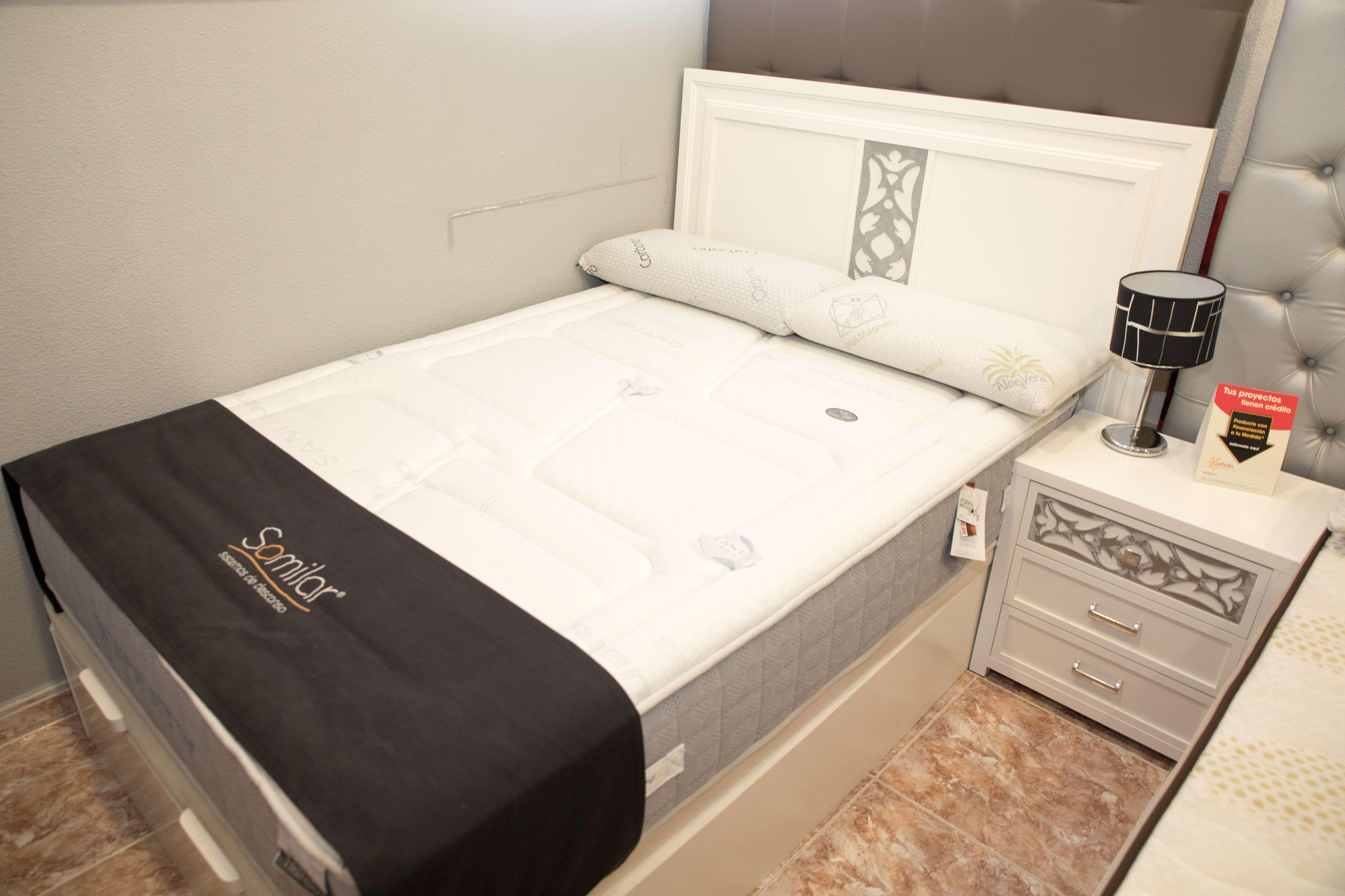 Mobiliario para dormitorios de matrimonio y juveniles