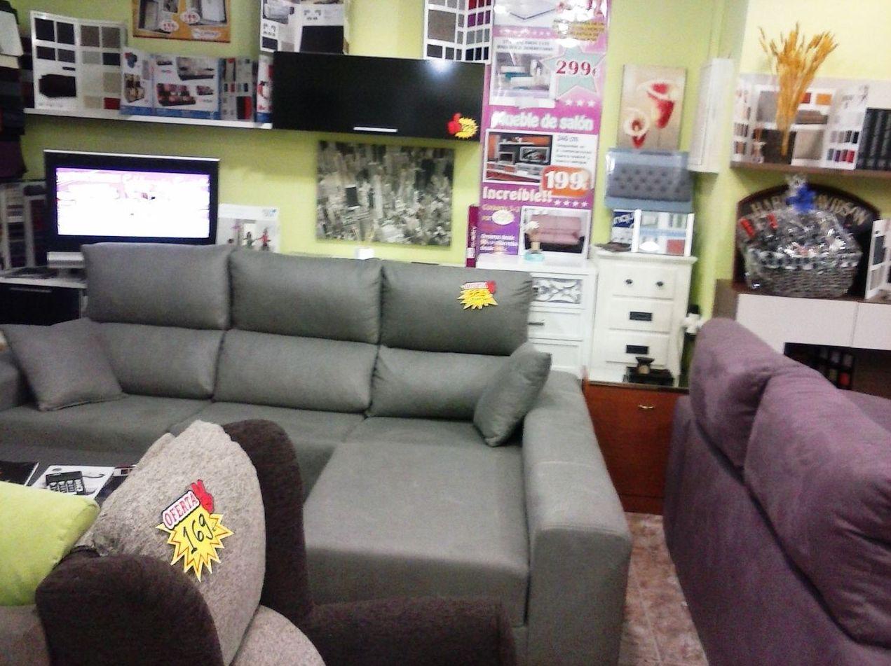 Tienda de sofás en Guadalajara
