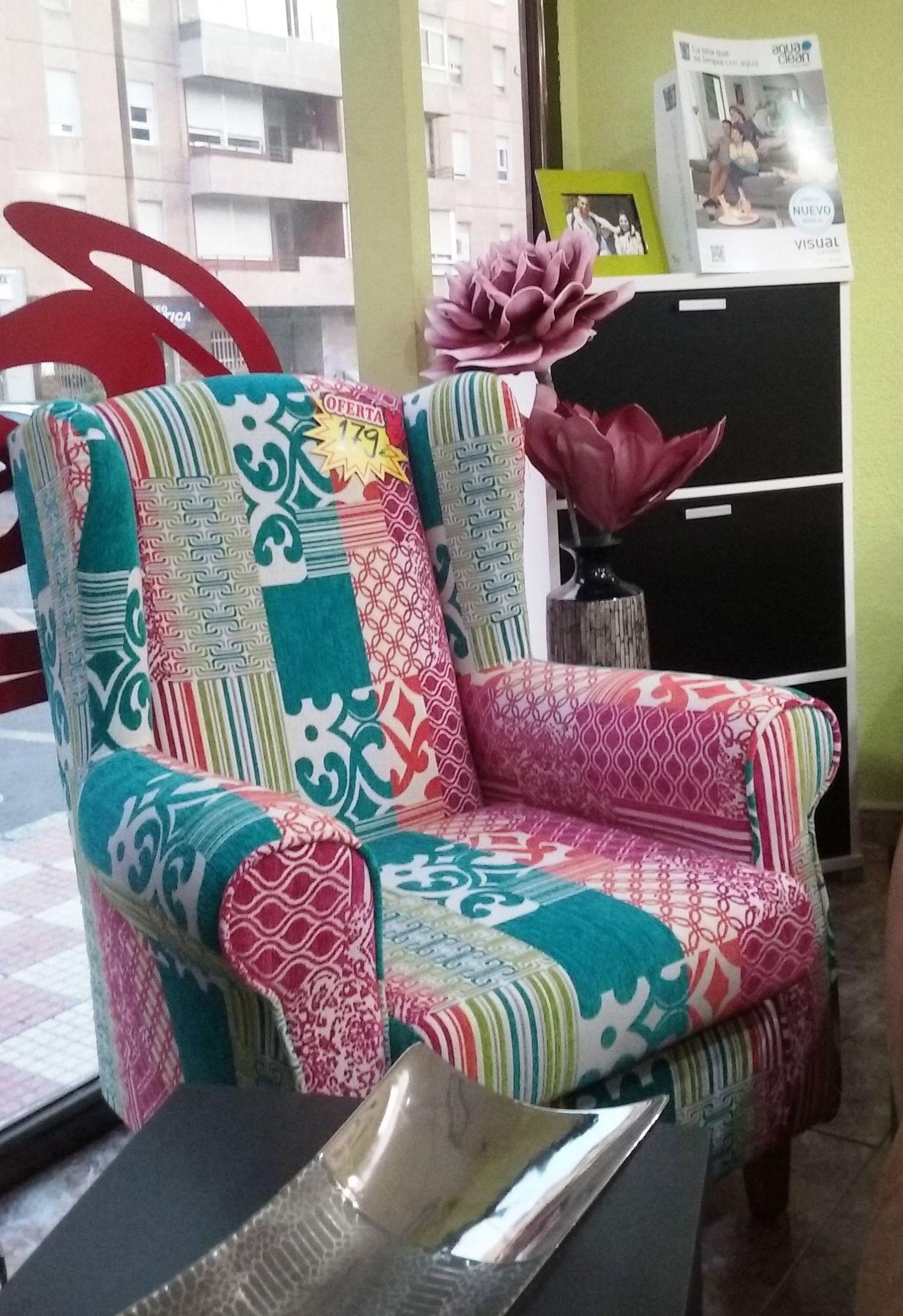 Sofás y sillones en Guadalajara