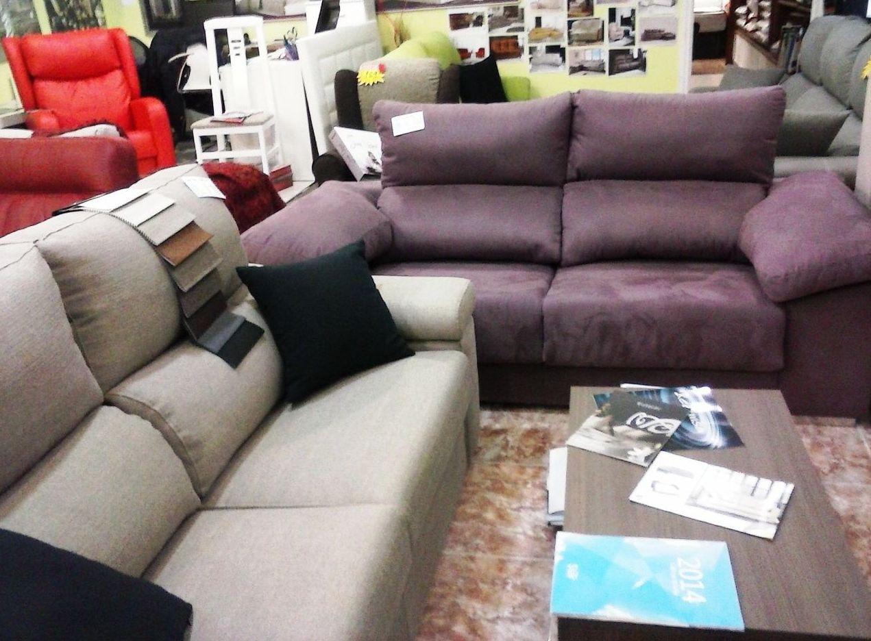 Tenemos el mejor servicio exprés en sofás y artículos de descanso, máximo 7 días