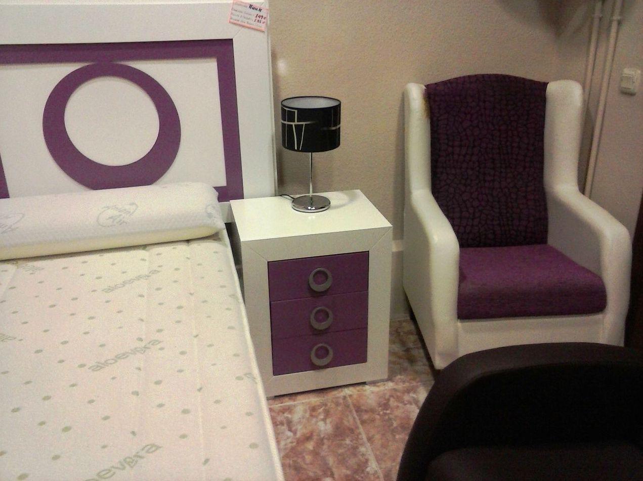 Tienda de muebles y artículos de descanso en Colchonería Castilla