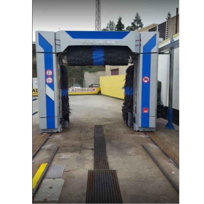 Puente de lavado automático en Rubí