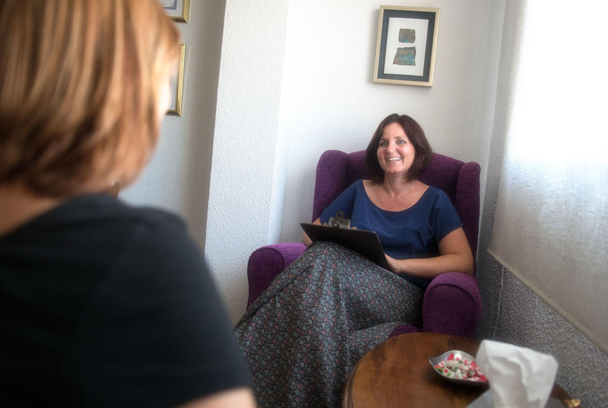 Foto 3 de Psicólogos en Alboraya | Psicóloga Helga Puerta