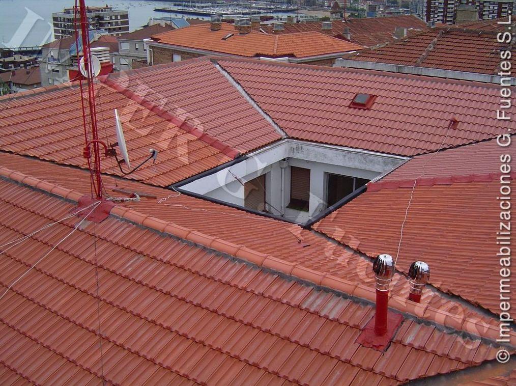 Cubiertas de tejados servicios que ofrecemos de Cubiertas de tejados