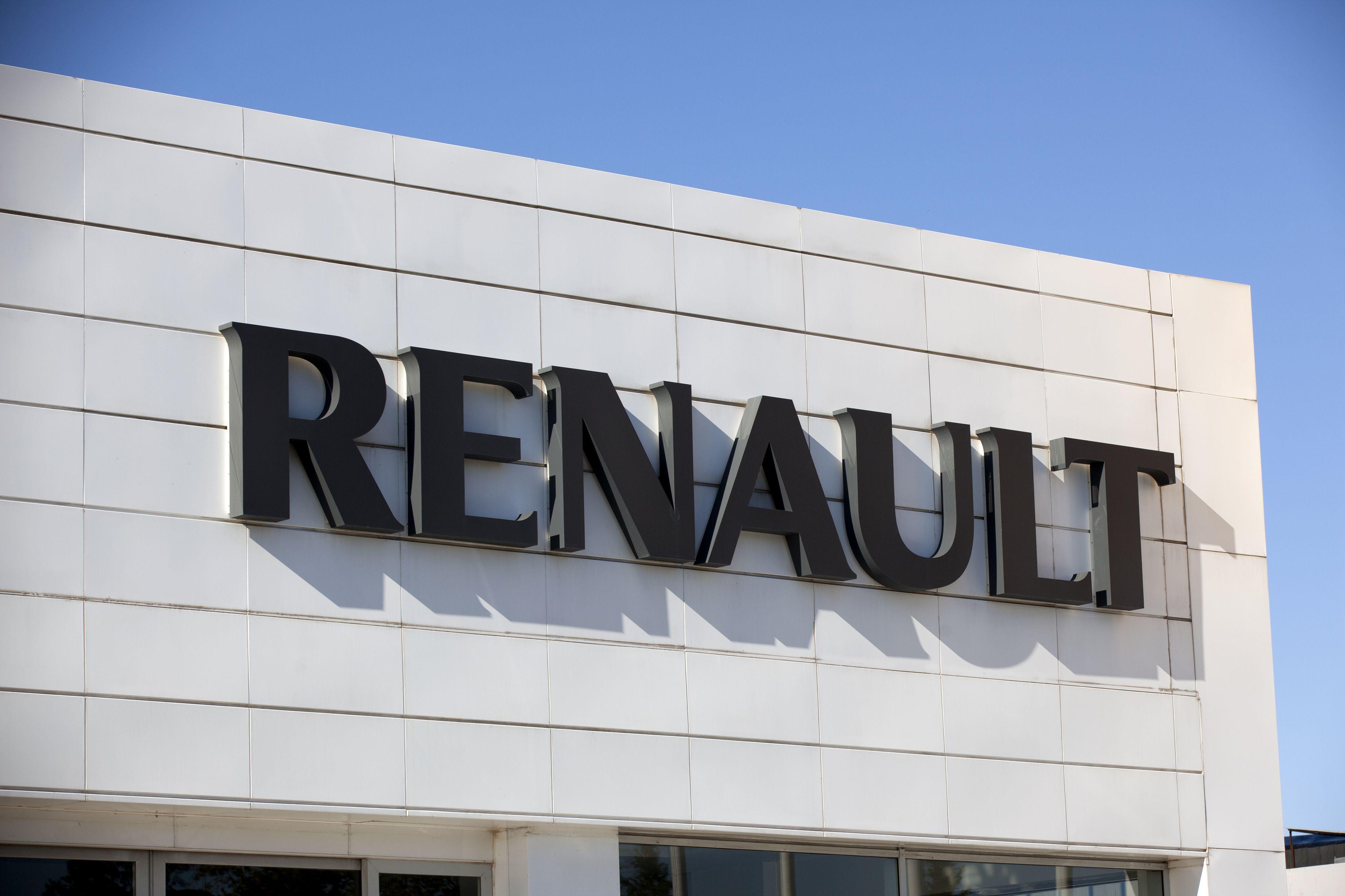 Taller Renault en Usera, Madrid