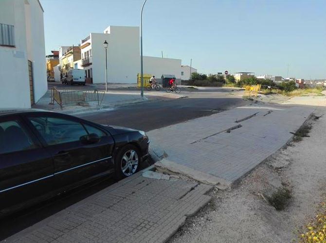 La consolidación del terreno de Santo Domingo requiere más financiación