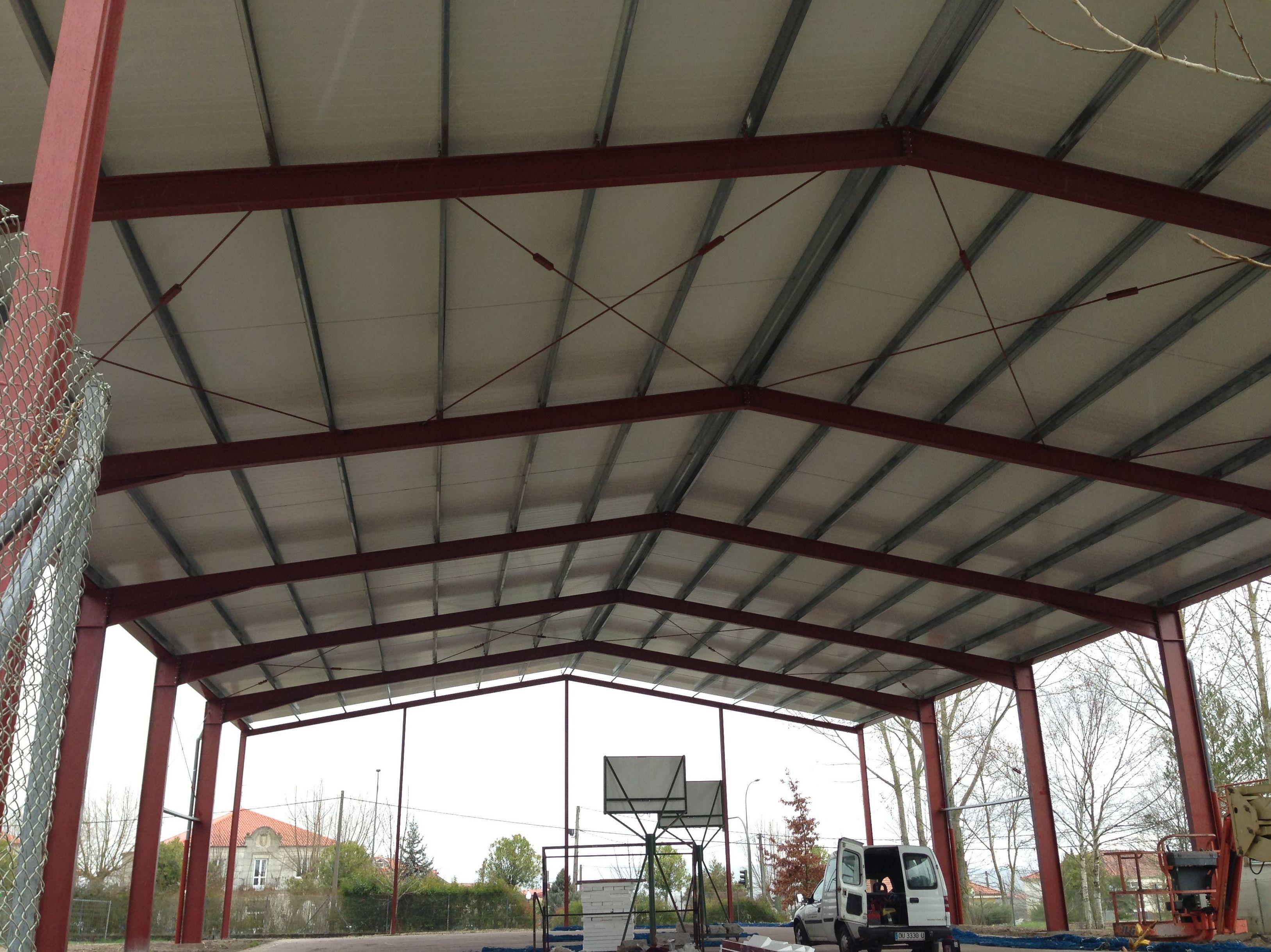 Foto 5 de Cubiertas y tejados en San Amaro | Cumegal