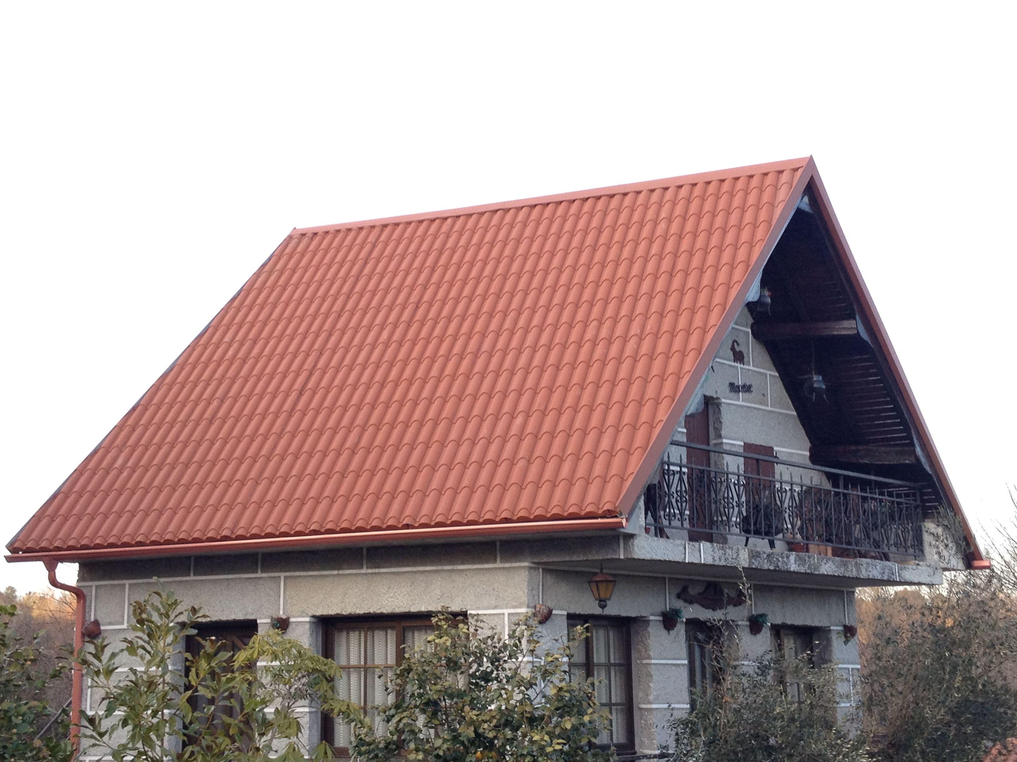 Foto 6 de Cubiertas y tejados en San Amaro | Cumegal
