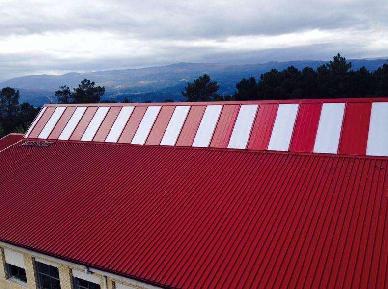 Foto 7 de Cubiertas y tejados en San Amaro | Cumegal