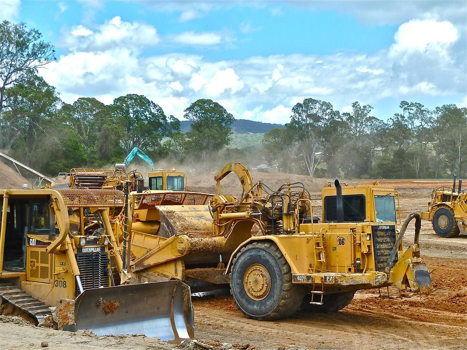 Excavaciones y movimientos de tierra: Nuestros servicios de Transports i Excavacions Carbonell Gelabert