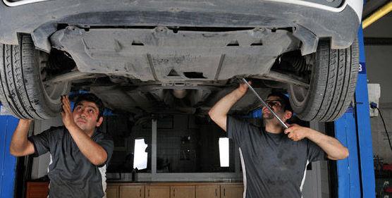 Pre-Itv: Servicios de Garaje Gisalza