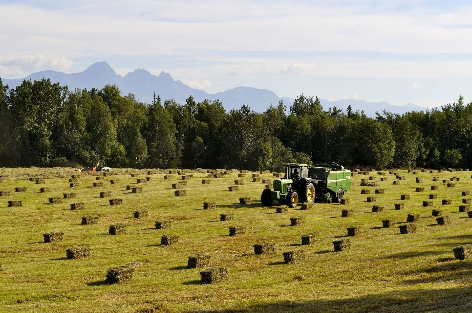Reparación de maquinaria agrícola