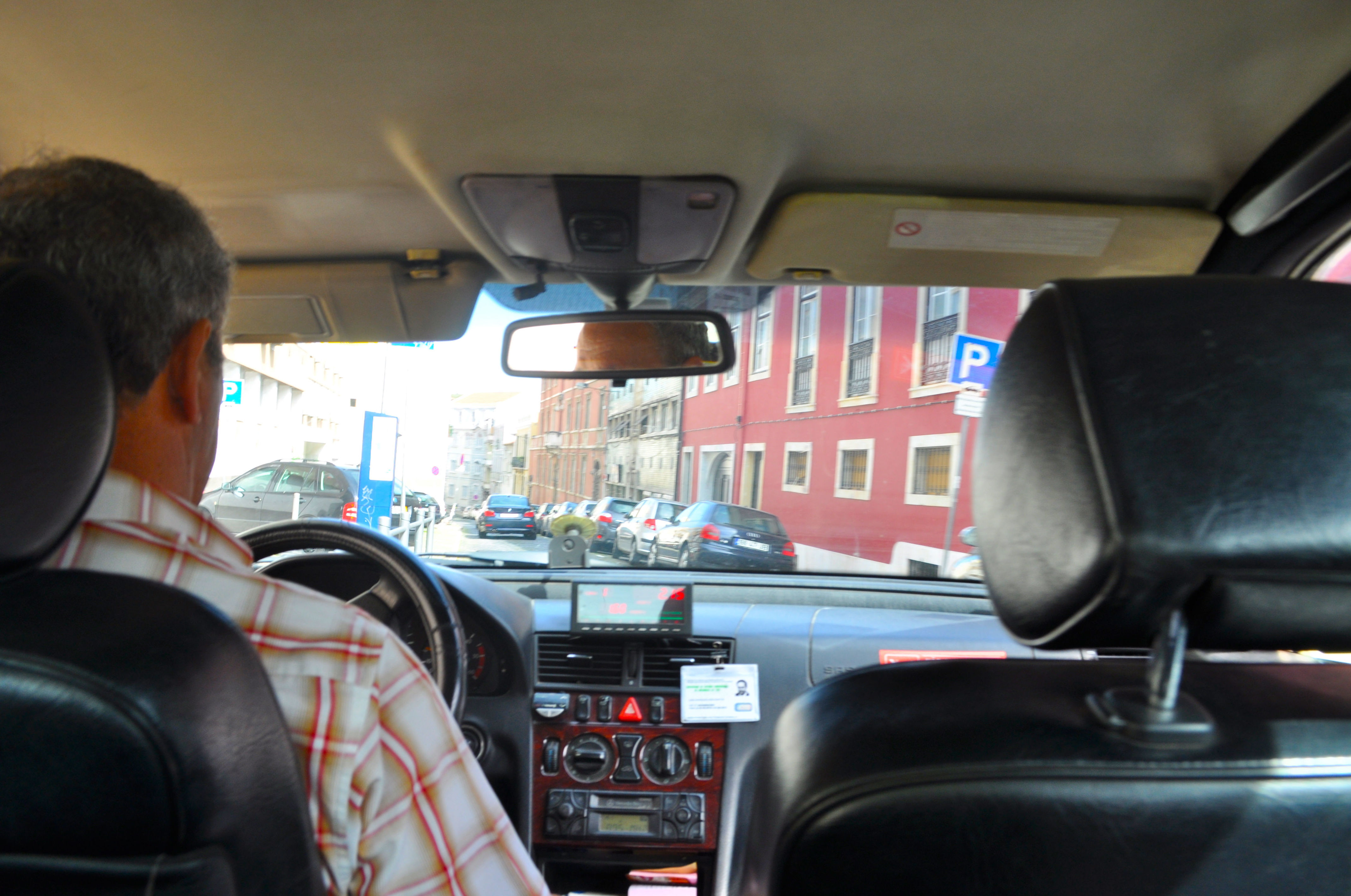 Servicio de taxi en Vitoria Gasteiz
